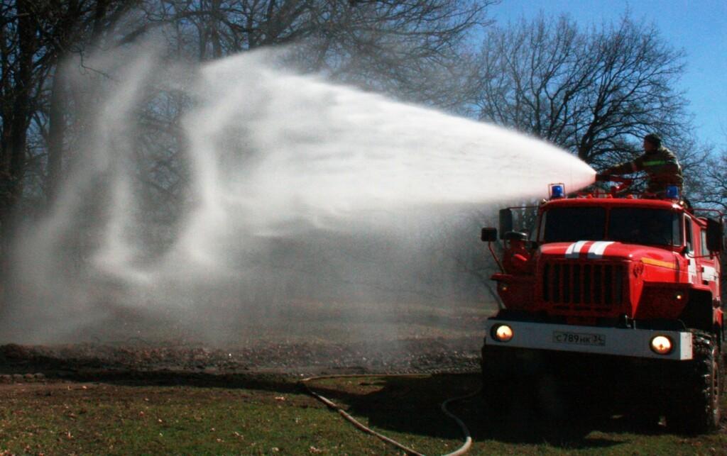 Экологи отчитались о пожарах в Волгоградской области