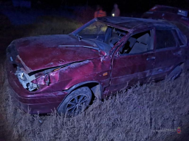 Опрокинулся в кювет: смертельное ДТП на трассе под Волгоградом