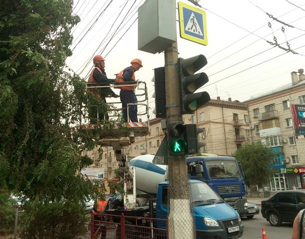 На улице Штеменко прошла модернизация