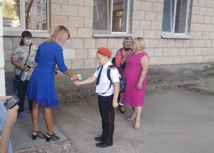 Вопреки ожиданиям, без суеты и паники в Волгограде открылись школы и детские сады
