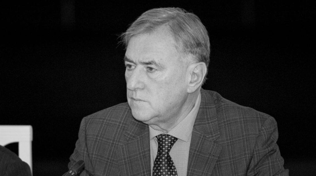 От коронавируса погиб профессор ВГСПУ Анатолий Вырщиков