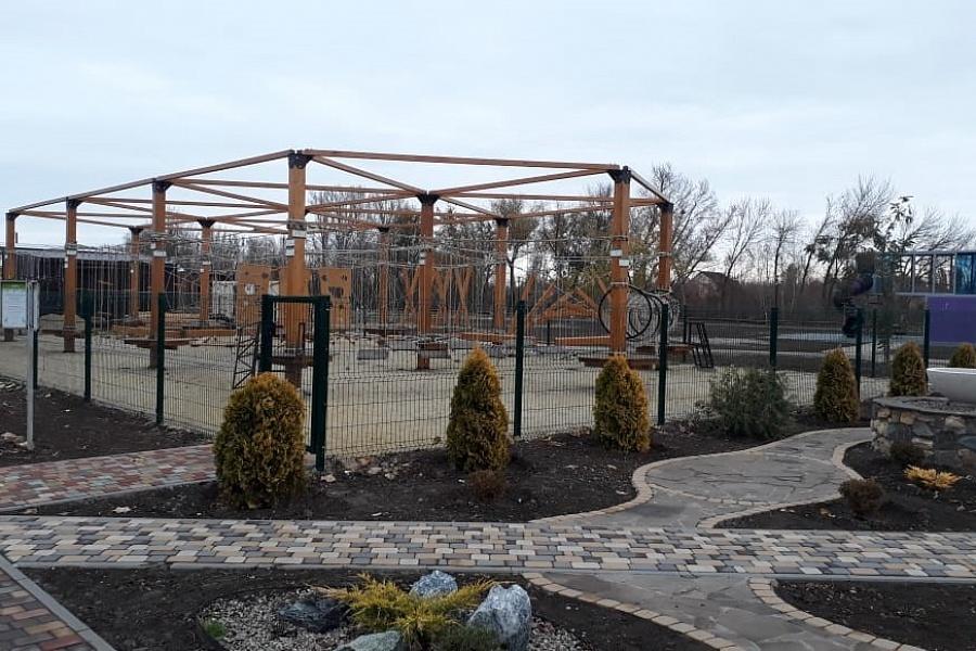 Под Волгоградом появился новый дизайнерский парк почти за 100 миллионов