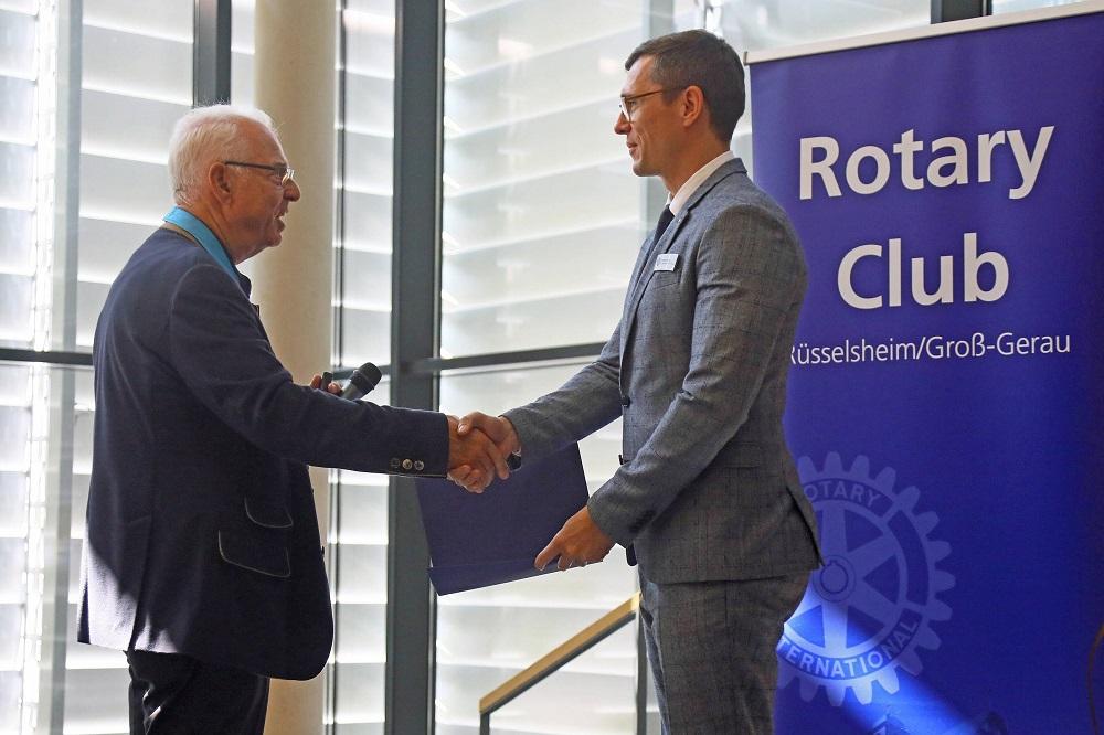Несуществующий клуб «Ротари Волгоград» приглашает жителей на очередное мероприятие
