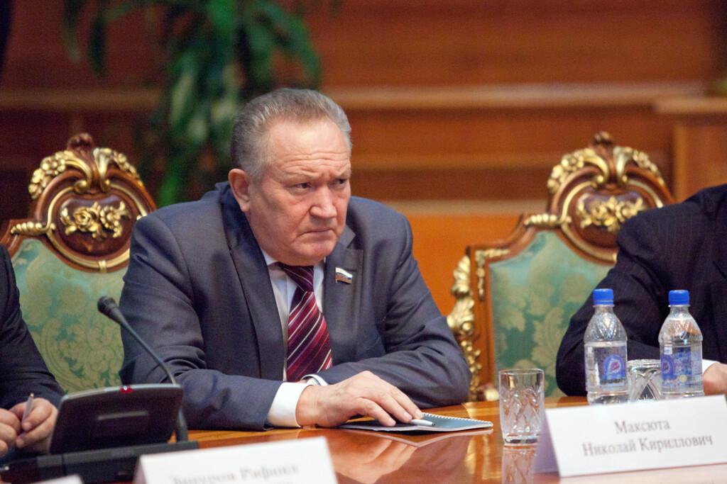 Скончалась супруга экс-губернатора Волгоградской области Максюты