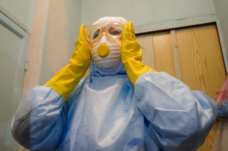 29 октября число заболевших коронавирусом в Волгоградской области выросло на 196 случаев
