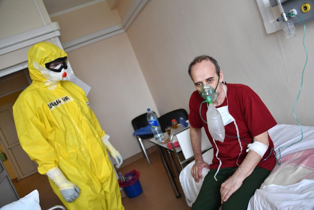 Чуть больше двухсот человек заболели за сутки ковидом в регионе