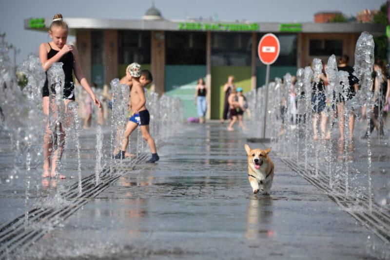 В Волгограде закрывают фонтаны