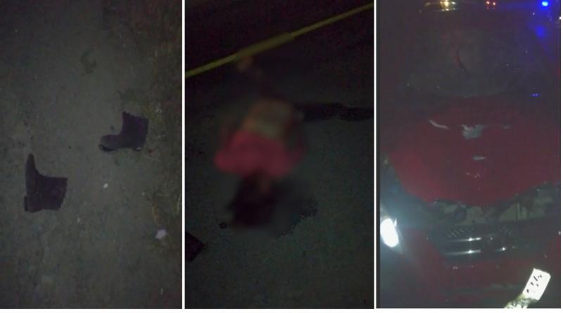 От наезда сразу двух машин под Волгоградом погибла пешеход