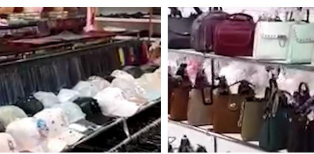 У 40-летнего волгоградца изъяли одежду и обувь на сумму более 9,5 миллионов рублей