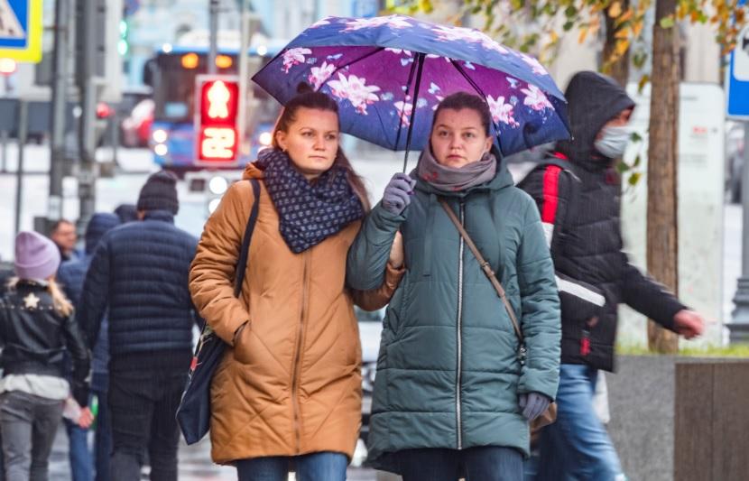 Новые дожди обрушатся на Волгоград в выходные