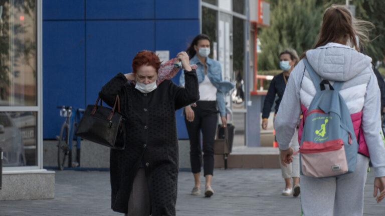 Температура воздуха в Волгограде опустится до +2 градусов