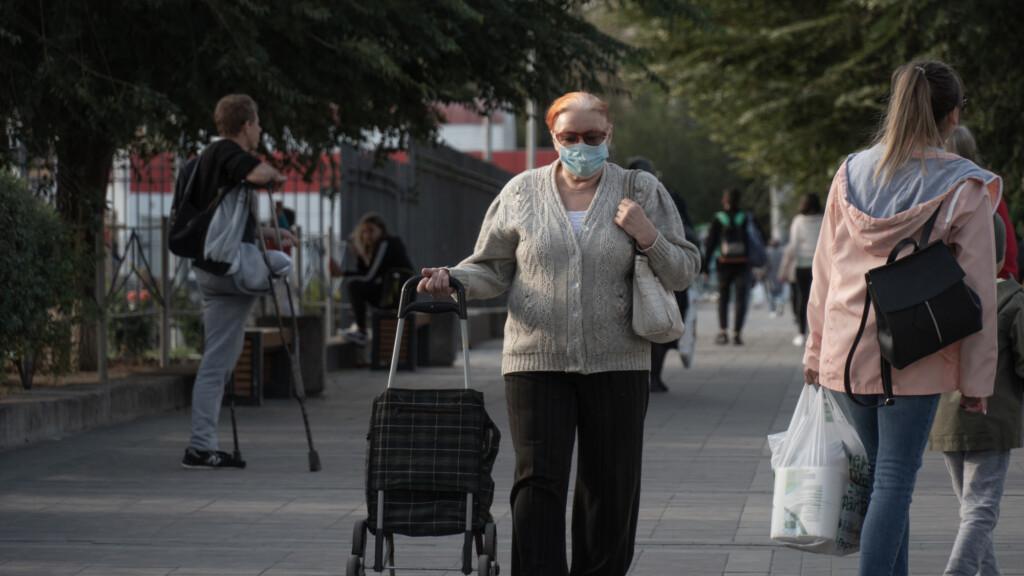 Второй день подряд в Волгоградской области подтверждают 188 заболевших ковидом