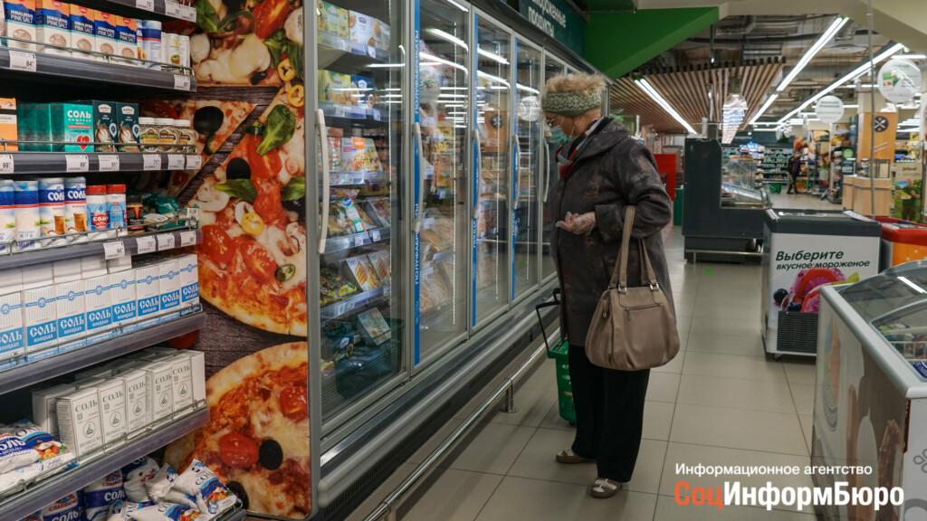 Сотрудник был без маски и перчаток: на полсотни тысяч проштрафилась «Покупочка» в Волгоградской области