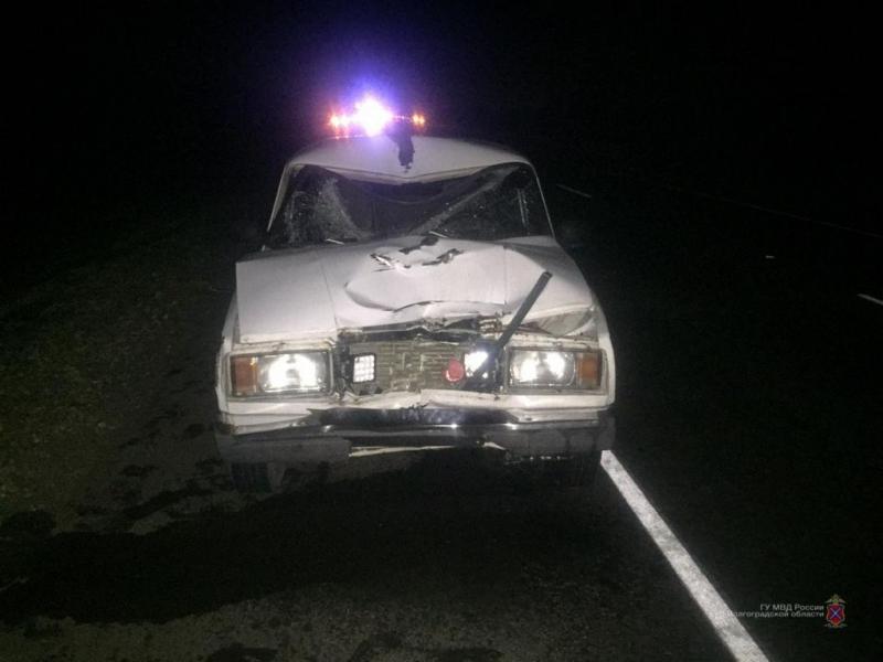 За сутки 2 погибло, 3 пострадало: серия наездов на пешеходов в Волгоградской области