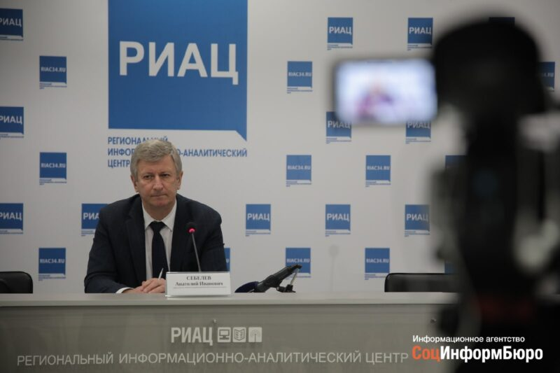 У главы волгоградского областного комитета здравоохранения подтвердился COVID-19