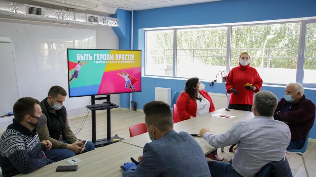 «Быть героем просто». В Волгограде общественники и журналисты запустили проект по донорству плазмы для больных Covid-19