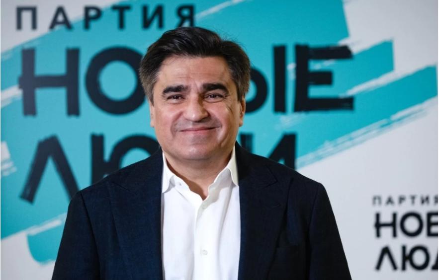 Партия «Новые люди» Алексея Нечаева идёт на выборы в Госдуму