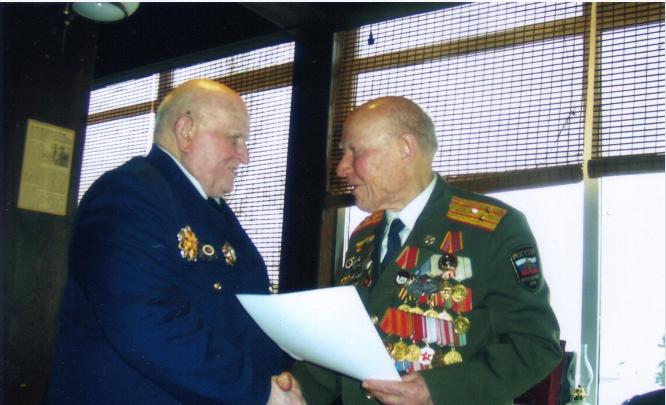 В Волгограде скончался прошедший всю войну ветеран Владимир Туров