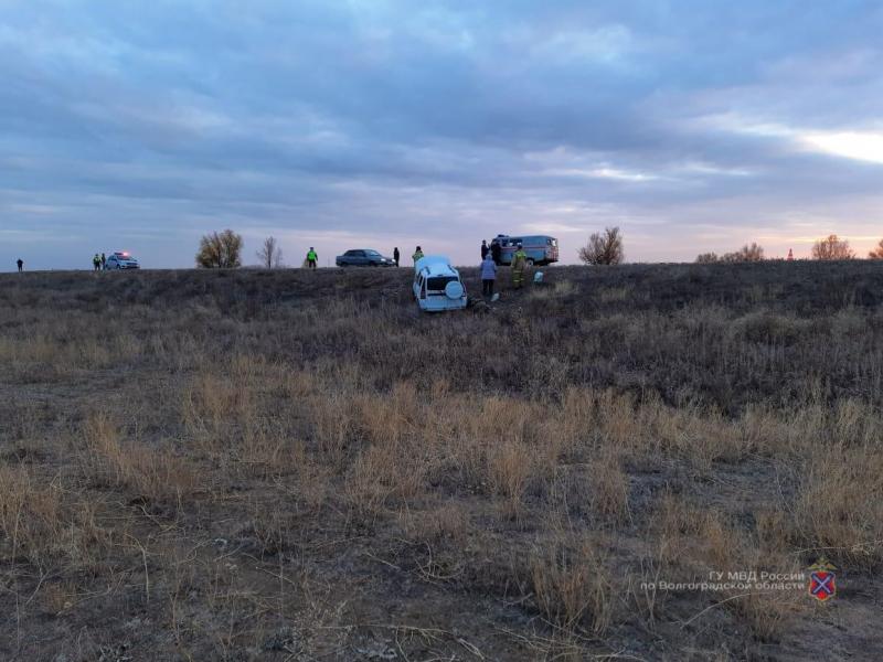 """41-летний водитель """"Ларгуса"""" погиб в кювете на трассе «Гмелинка-Торгун»"""