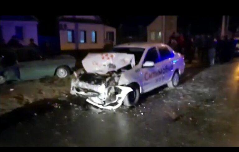 Трехлетний ребенок погиб в страшной аварии на улице Пожарского