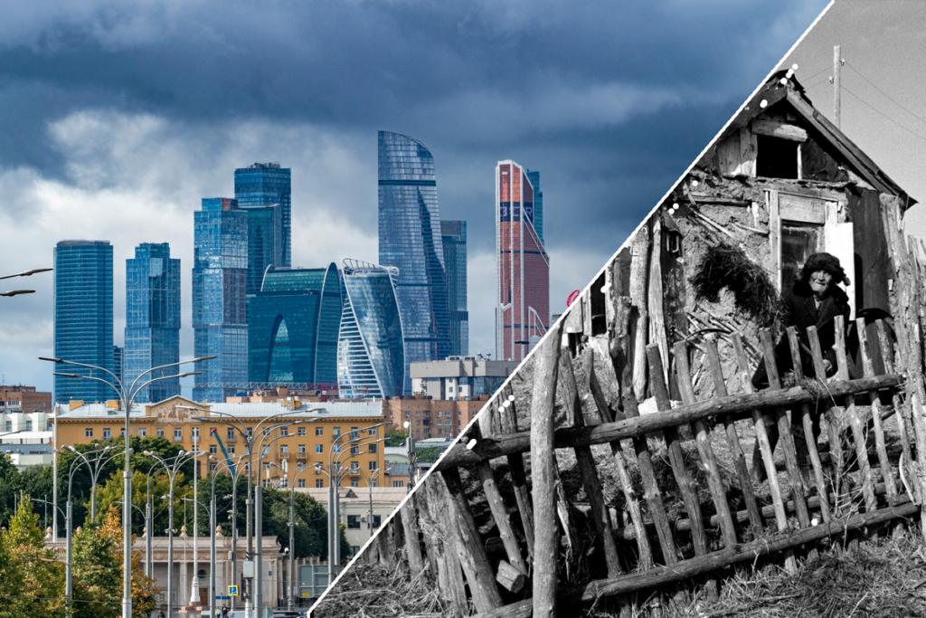 Москва Москвой, а остальной России не существует