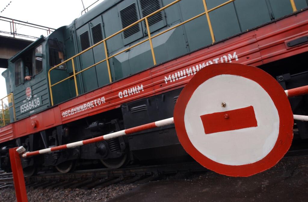 В Городище закроют на ремонт железнодорожный переезд