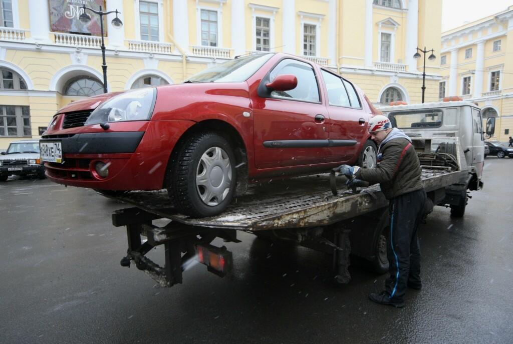 Житель Волгоградской области был рад остаться без машины из-за долгов