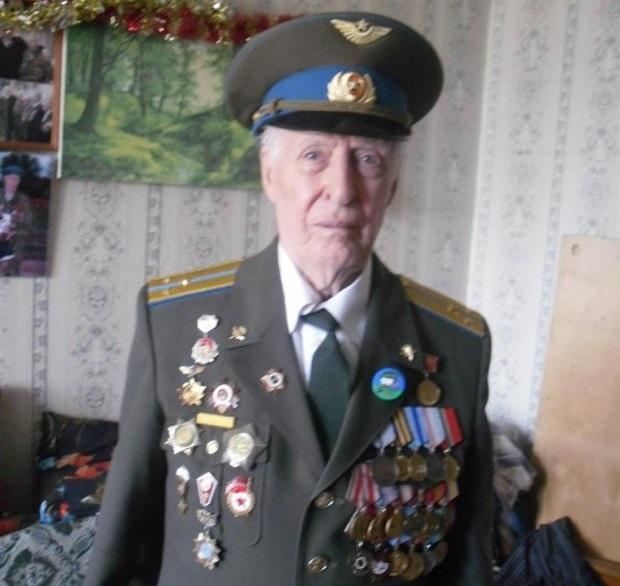 На 96-м году жизни не стало ветерана ВОВ Василия Мелихова
