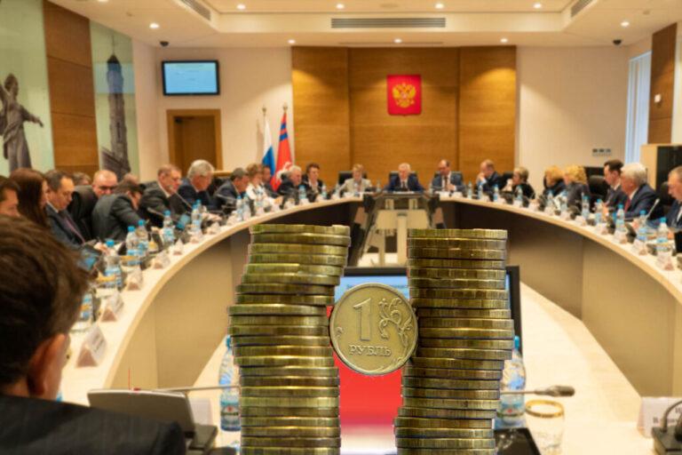 «Коронавирус, выборы в США и вымирание населения». В Волгограде принимают бюджет на 2021 год