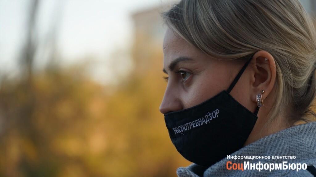 Пять летальных исходов за сутки: Роспотребнадзор отчитался по ситуации с COVID-19 в Волгоградской области