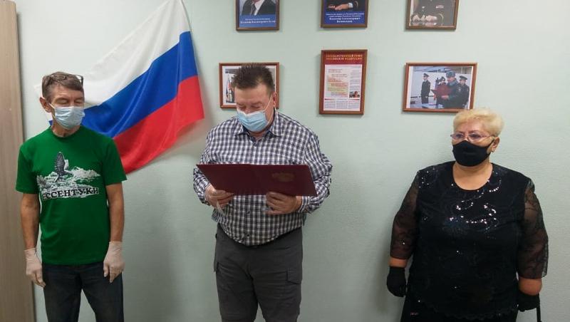 В Волгограде трое человек из Казахстана и Украины поклялись соблюдать Конституцию и законодательство РФ