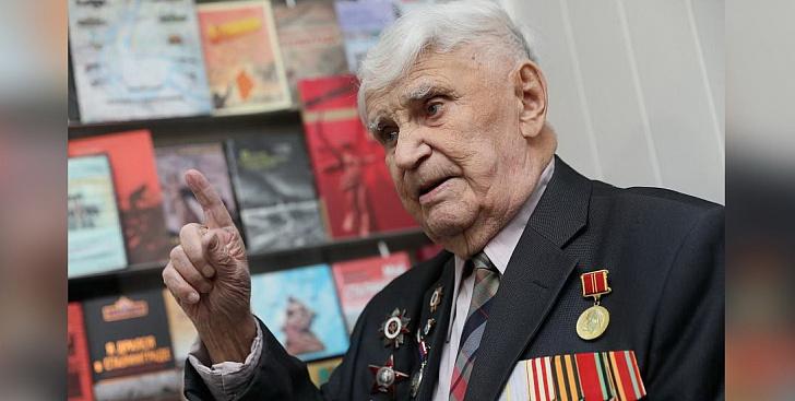 Ветеран Великой Отечественной войны Михаил Терещенко стал Почетным гражданином Волгоградской области