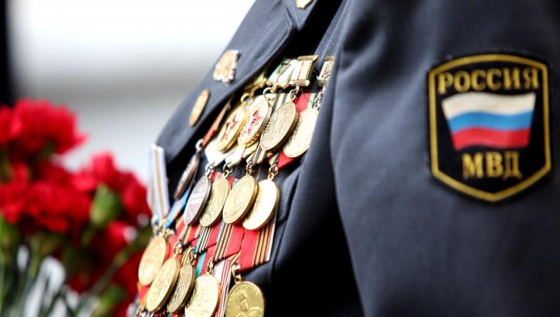 Волгоградская полиция отмечает профессиональный праздник