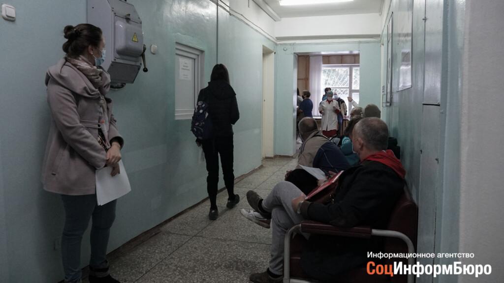 Волгоградская область ежедневно бьет рекорды по количеству заболевших коронавирусом