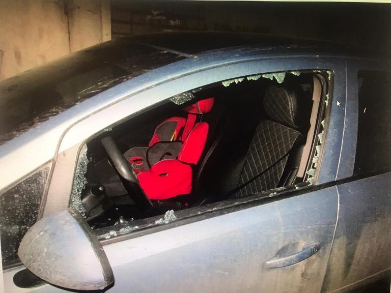 24-летний волгоградец не смог объяснить, зачем повредил чужую машину