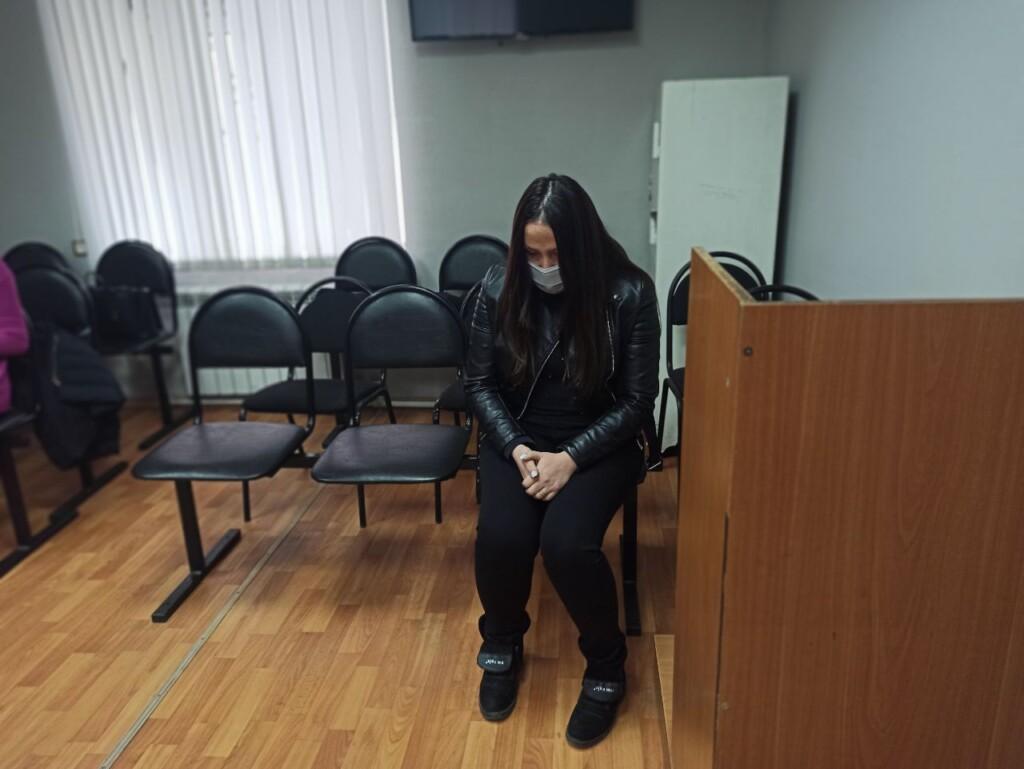 Обвиняемая в подстрекательстве к убийству после ссоры в чате Анна Мелконян хочет устроиться на работу (ВИДЕО)