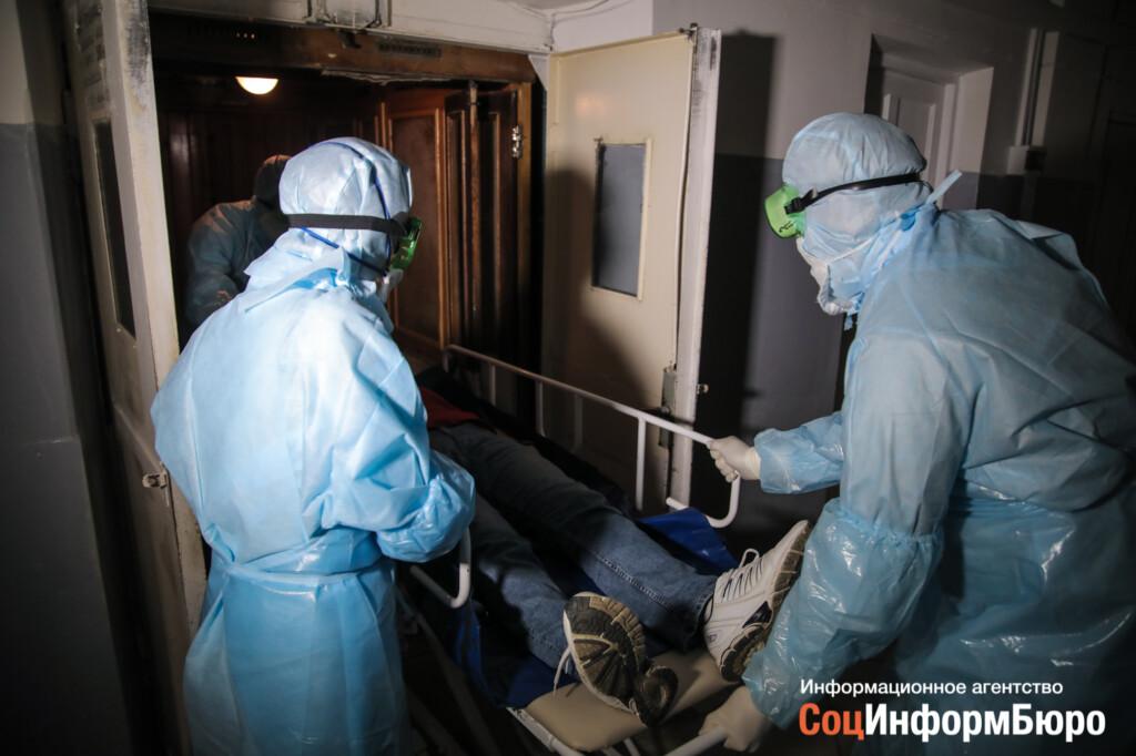 +108 новых больных и 6 смертей: свежие данные по коронавирусу в Волгоградской области