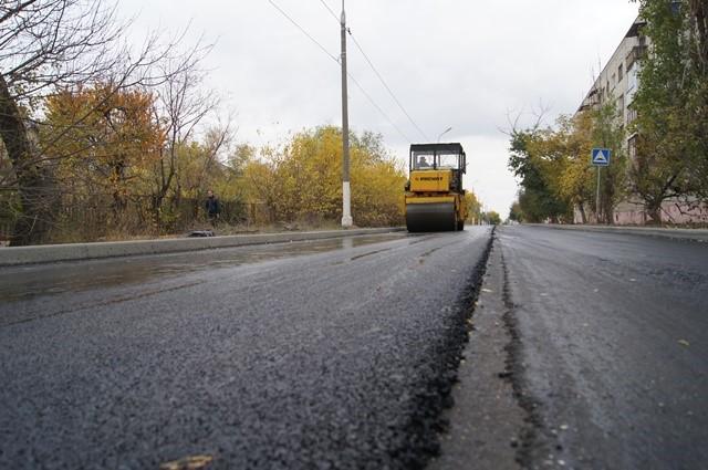 На улице Жолудева закончился дорожный ремонт