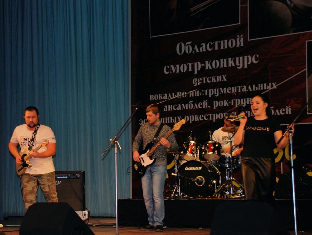 В Волгограде состоится финал областного конкурса ВИА и рок-групп