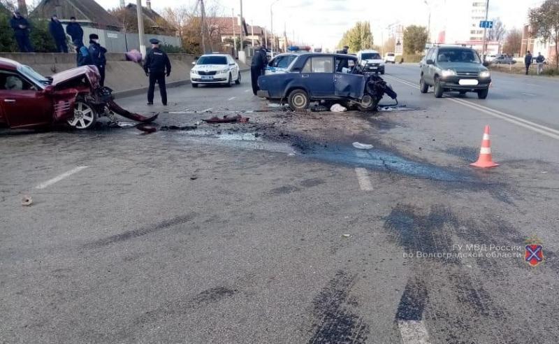 За сутки на волгоградских дорогах погибли три человека
