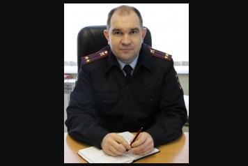 В отделе МВД России по Среднеахтубинскому району появился новый руководитель