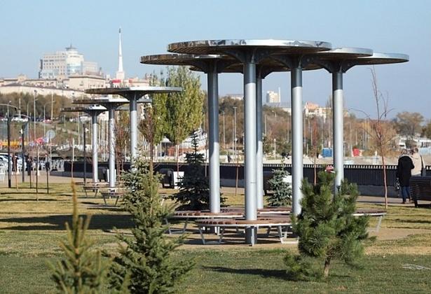 О благоустройстве за 1,3 миллиарда отчитались власти Волгоградской области