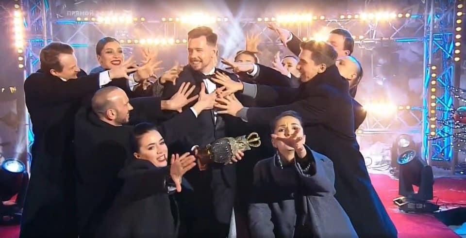 Волгоградец Денис Лагутин получил «Бриллиантовую сову» в игре «Что? Где? Когда?»