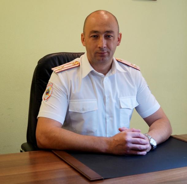 Волгоградский полицейский назначен замминистра внутренних дел по Республике Коми