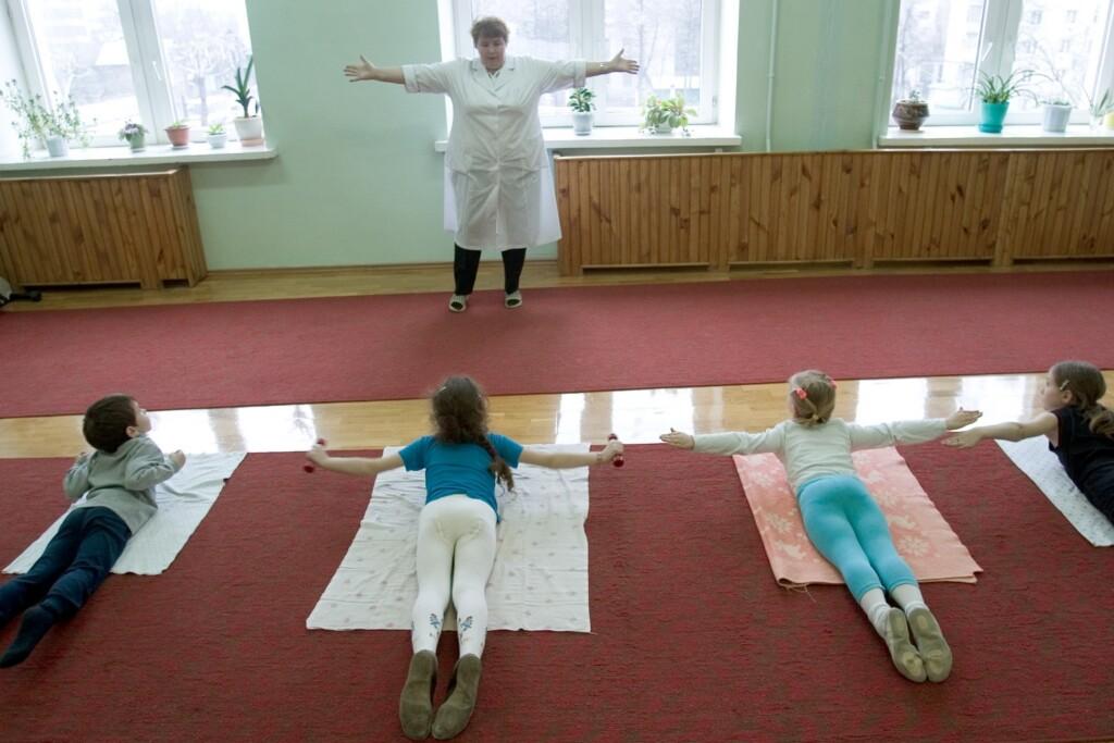 В Волгоградской области после коронавируса реабилитируют детей
