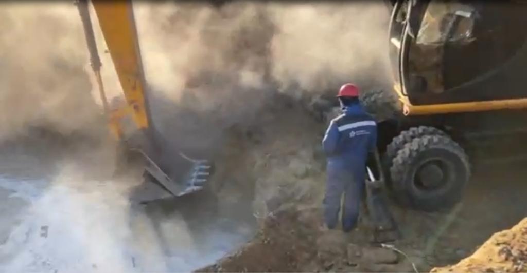 В Дзержинском районе до конца дня не будет горячей воды