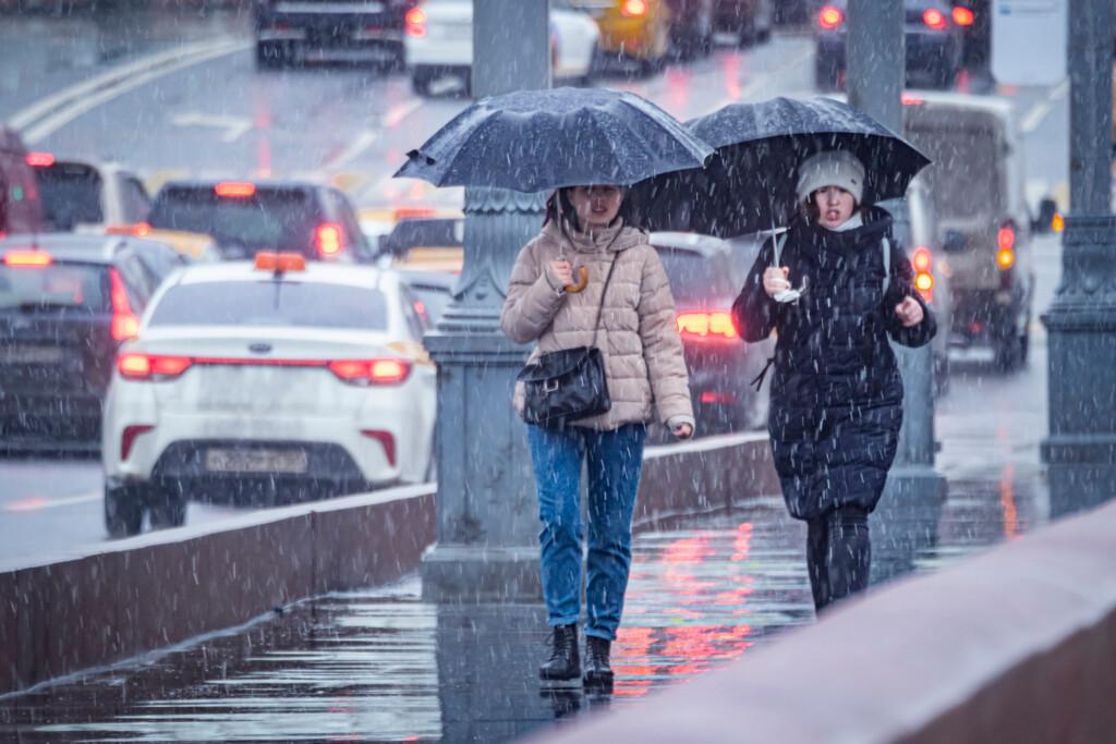 Дожди и слякоть в Волгограде прекратятся с началом первой рабочей недели 2021 года