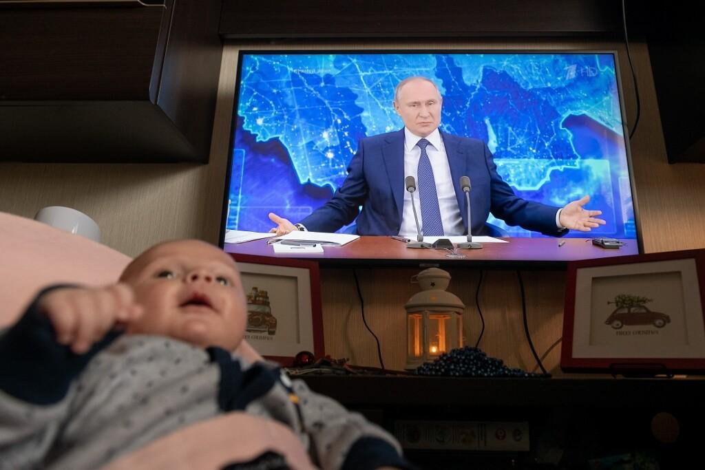 «За Россию»: Владимир Путин сделал новогодний подарок всем детям до 7 лет