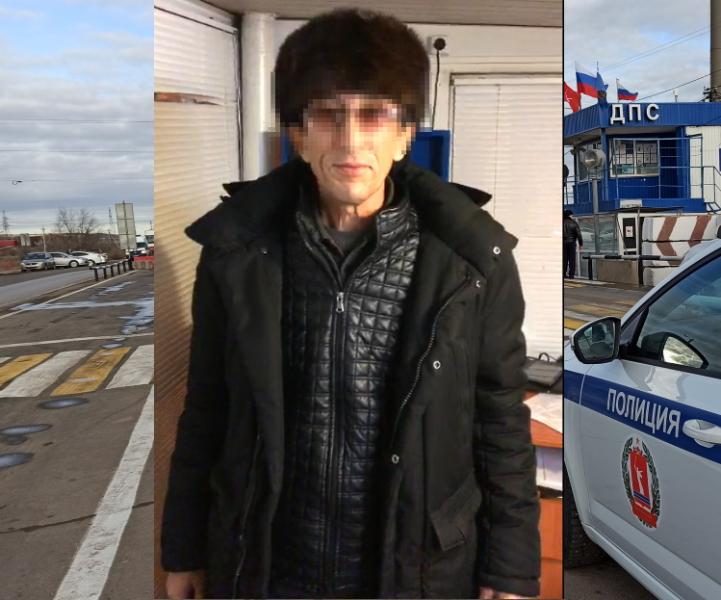 В Волгоградской области остановили автобус с иностранцем-мошенником