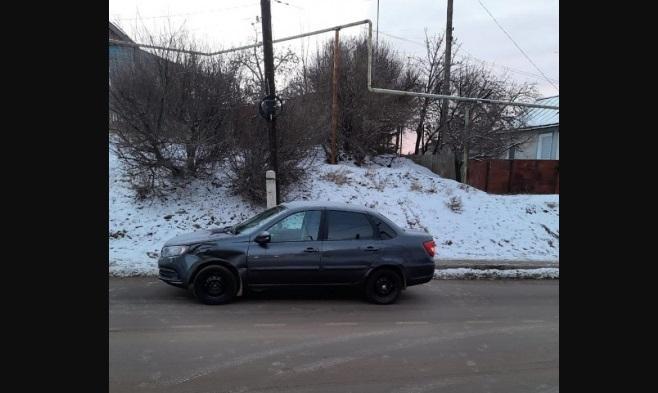 10-летнюю школьницу сбили в Среднеахтубинском районе